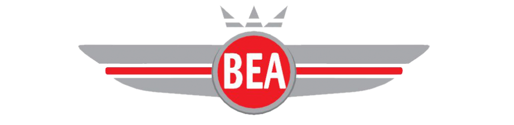 BEA British European Aviation logo