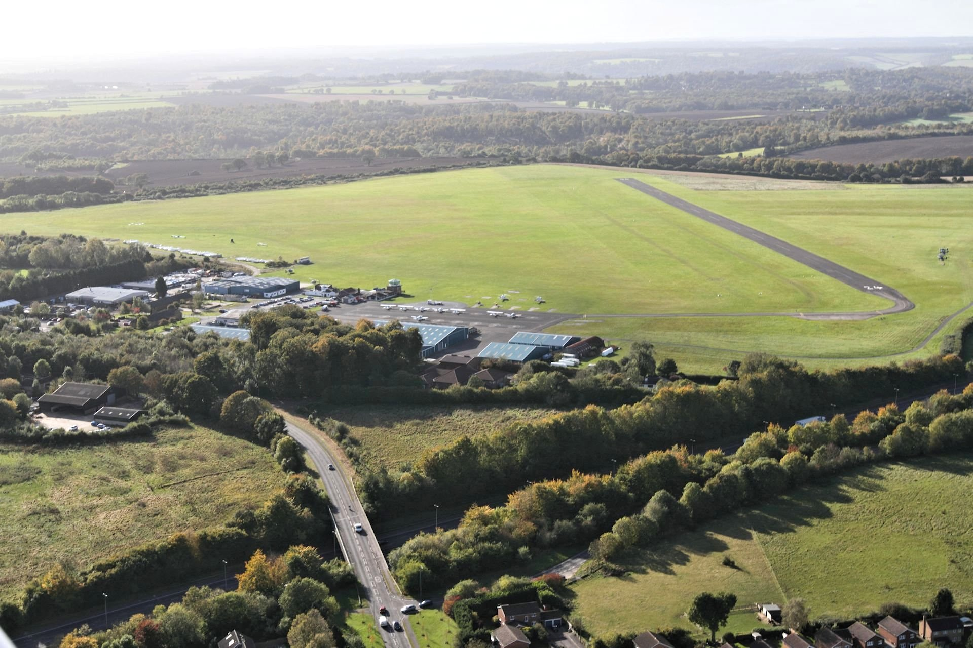 London Wycombe Air Park BEA Pilot Club