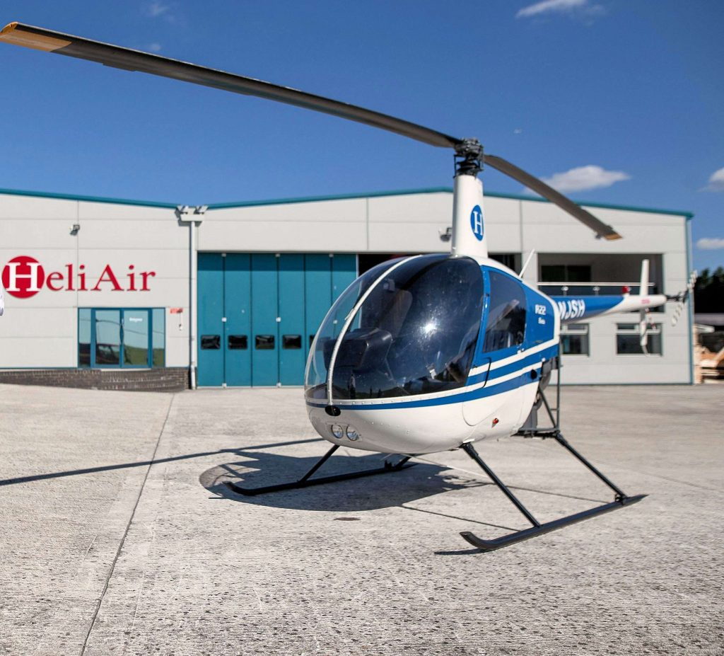 Robinson R22 Helicopter for Training and Club Hire - BEA Pilot Club