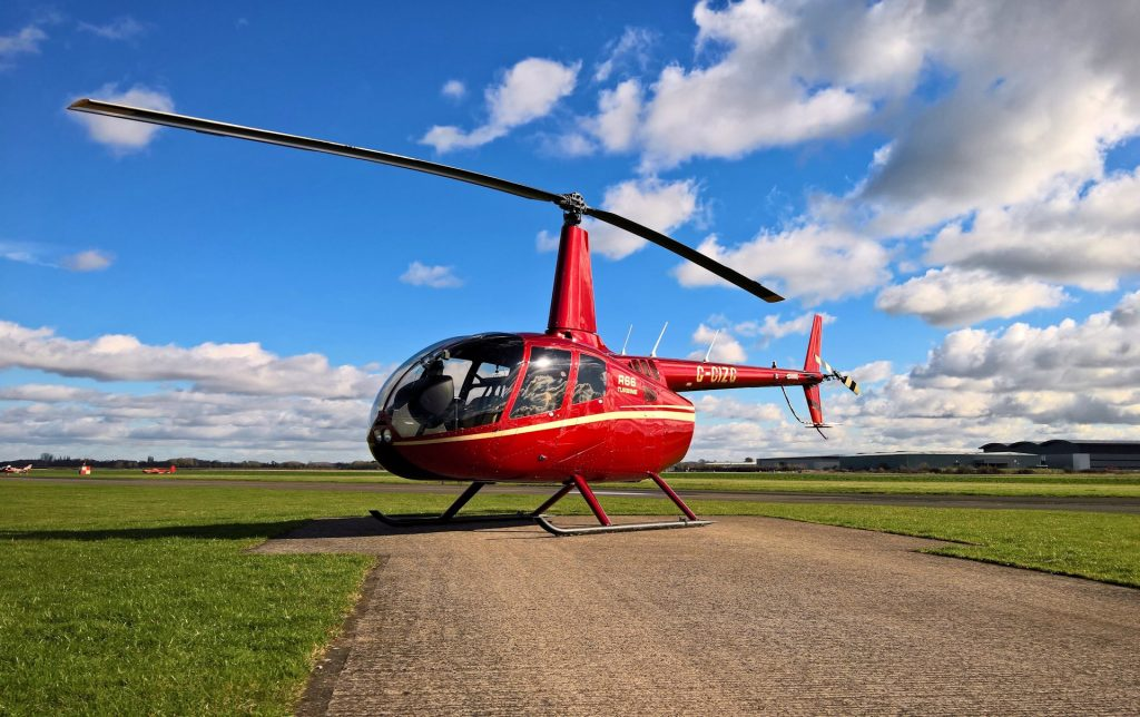 Robinson R66 Helicopter for Training and Club Hire - BEA Pilot Club